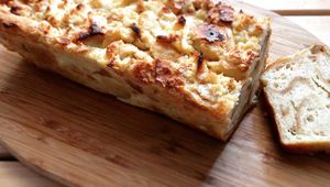 Gâteau de pain perdu ( inspiration bettelman )