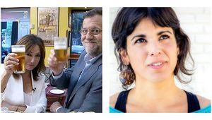 Teresa Rodríguez denuncia los 21 millones de gasto en publicidad de la Junta y Ana Rosa le corta