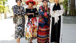26 personas de la tercera edad con estilo que se niegan a usar ropa de ancianos, porque la edad es un estado de ánimo