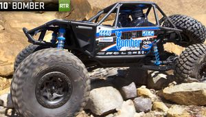 """AXIAL ROCK BUGGY RR10 BOMBER 1/10"""" 4WD RTR - AX90048"""