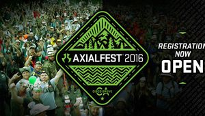 AXIALFEST 2016 - PRE-INSCRIPTION