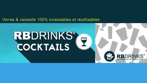 RBDRINKS® Cocktails - Septembre