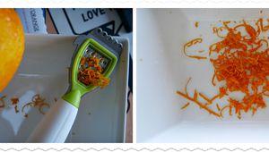 La recette du Biscuit à l'orange