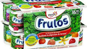 Yoplait Frutos est devenu Frulos !