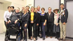 Le Rotary Club Mayet Sud Sarthe en action pour la Paix dans le monde