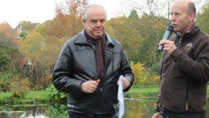 Sasnières : Soupiers et Soupières d'automne