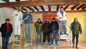 Ruillé : Un partenariat avec les associations pour restaurer la ferme de la Coudraie