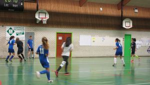 La  Chartre : le football féminin à l'honneur