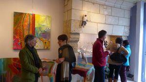 Tours/Couture : Une exposition à la Galerie du Liseron