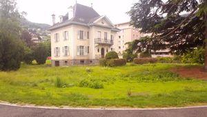 Villa Delaloye : elle ne sera pas détruite !