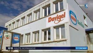 (Vidéo) avenir de Davigel: interview du délégué central CGT sur France 3