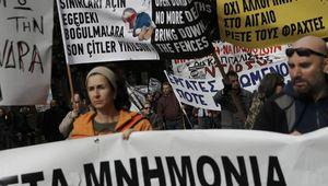 Grèce: Mobilisation contre la réforme des retraites