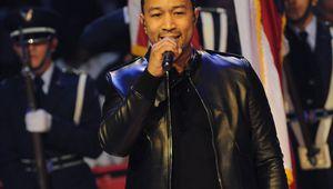 Finales NBA: John Legend chantera l'hymne américain avant le Game 1