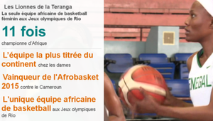 Les Sénégalaises affronteront dimanche les États-Unis