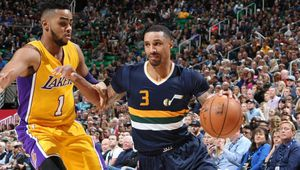 Les Lakers battus à Salt Lake City par le Jazz