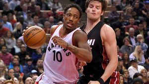 DeMar DeRozan (34 points) et Toronto dominent le Heat
