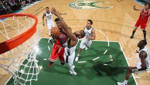 Les Bulls dominent Milwaukee et se rapprochent de la 8e place à l'Est