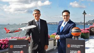 La ville d'Istanbul déjà aux couleurs du Final Four de l'Euroleague