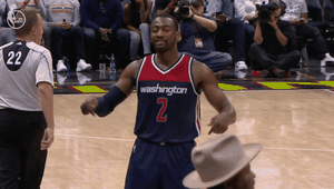 John Wall trashtalk Gucci Mane, Quavo et Julio Jones pendant le Game 6 contre Atlanta