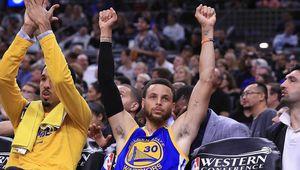 """Stephen Curry : """" Je suis dans une situation où nous jouons pour remporter le titre """""""
