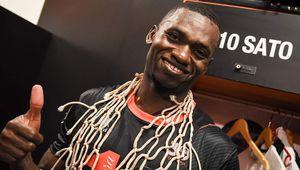 Romain Sato, une grande légende africaine qui totalise 18 titres en 18 ans de carrière