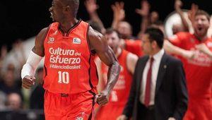 Romain Sato va re-signer un contrat d'un an avec le Valencia Basket !