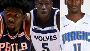 Les Africains en lice pour la saison NBA 2017-18