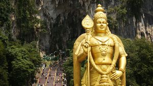 Excursion aux Batu Caves