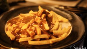 Comment faire sa poutine en France!