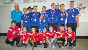 Quelques résultats des Championnats Régionaux des Clubs Jeunes