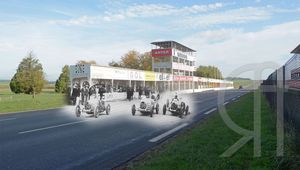 Le Circuit Automobile de Reims-Gueux