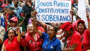 Les communistes canadiens condamnent les violations de la souveraineté du Venezuela par la ministre Freeland