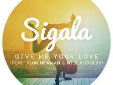 Sigala - Give Me Your Love (PBH & Jack Shizzle Remix)