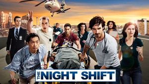 "Série tv ""The Night Shift"""