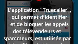 1,3 million de Marocains utilisent Truecaller