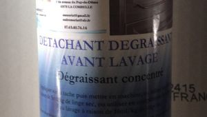 DETACHANT SANS JAVEL A L'OXYGENE ACTIF