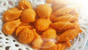 friture en chocolat à l'orange