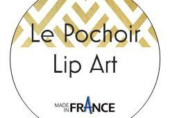 Le Pochoir pour Lip Art Made in France