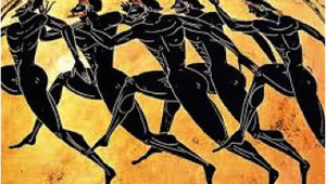 AH2 – Sports in ancient Greece from a foreigner's point of view