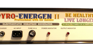 Pyro-Energen II Health Machine! Alternative Treatment For Cancer & Even more!).