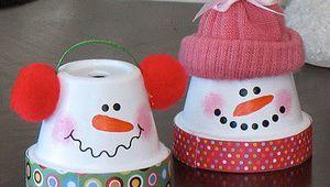 Bonhommes de neige !!!