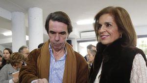 Aznar: No quiero que vuelva a gobernar la izquierda. Ni con coleta ni sin coleta