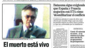El Espía Francisco Paesa resucitó cuando lo cazaron unos periodistas dándose la gran vida ¿os acordáis?