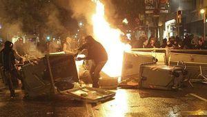 Los independentistas preparados para colapsar Barcelona