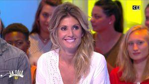 Caroline Ithurbide La Télé Même l'Eté C8 le 07.07.2017