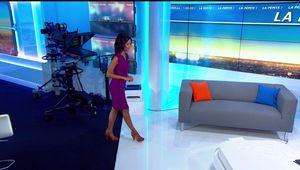 Aurélie Casse Première Edition BFM TV le 19.07.2017
