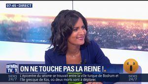Aurélie Casse Première Edition BFM TV le 21.07.2017