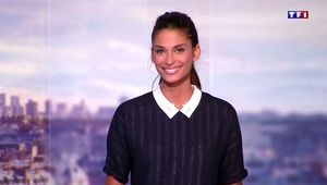 Tatiana Silva Météo TF1 le 23.07.2017