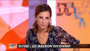 Alice Darfeuille L'info du Vrai Canal+ le 15.09.2017