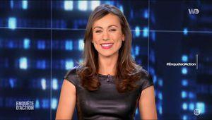 Marie-Ange Casalta Enquête d'Action W9 le 22.09.2017